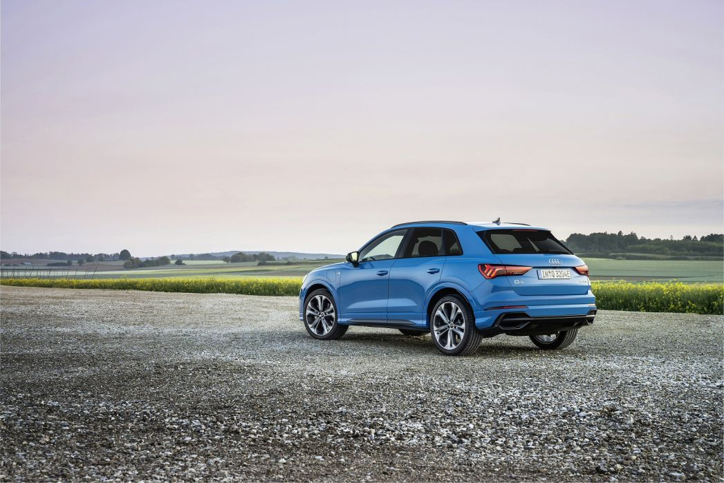 Image 3: Audi Q3 Diesel Estate 35 TDI Quattro Technik 5dr S Tronic [C+S Pack]