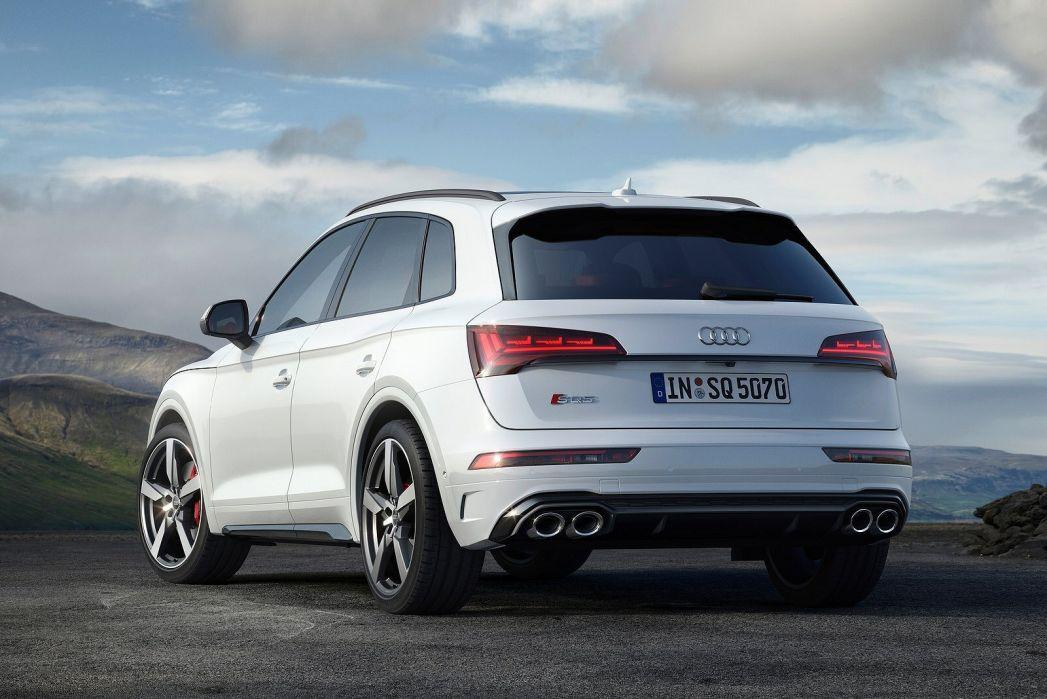 Image 4: Audi Q5 Diesel Estate SQ5 TDI Quattro 5dr Tiptronic