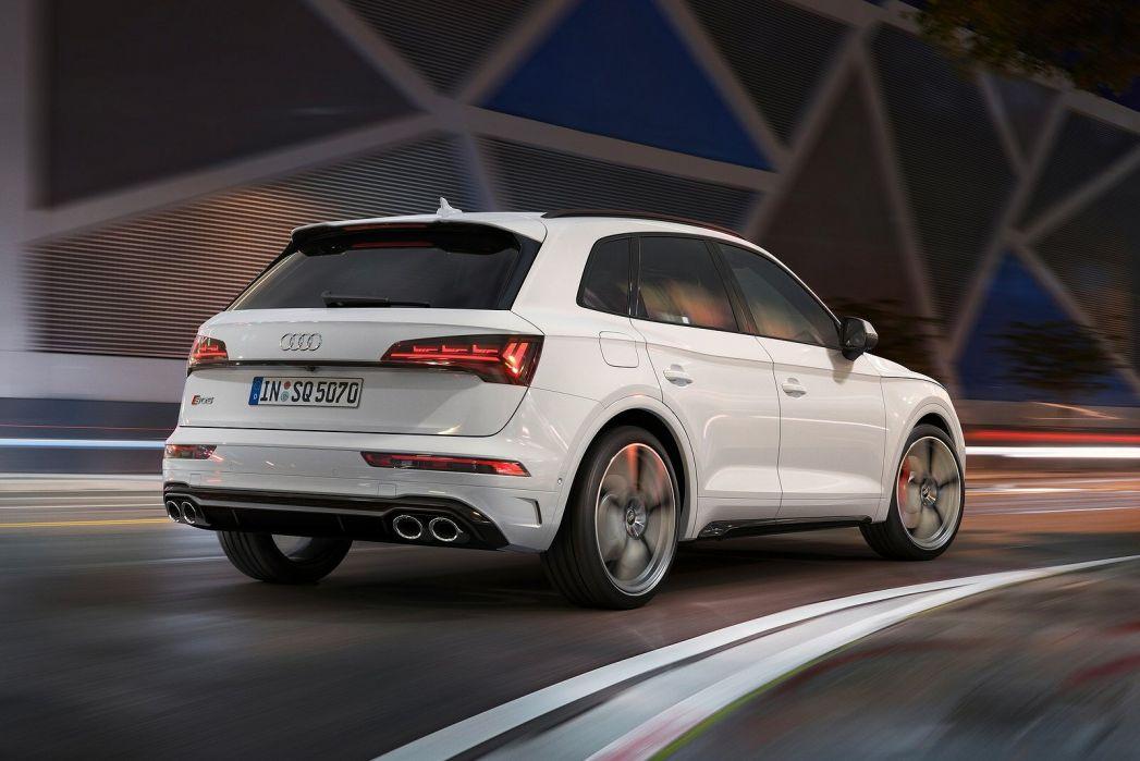 Image 6: Audi Q5 Diesel Estate SQ5 TDI Quattro 5dr Tiptronic