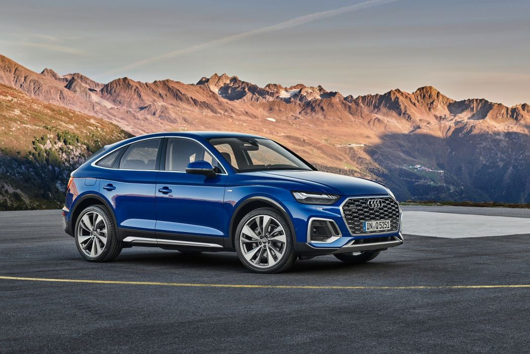 Video Review: Audi Q5 Sportback Special Editions 45 Tfsi Quattro Edition 1 5dr S Tronic
