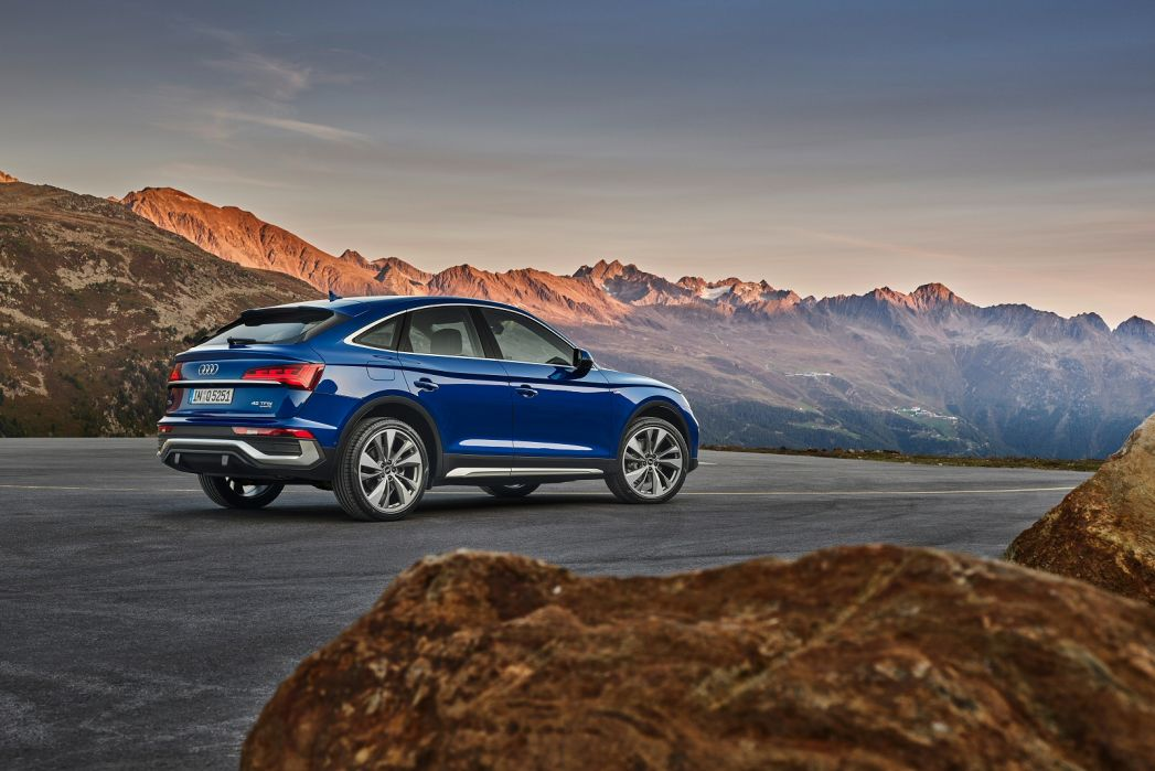 Image 2: Audi Q5 Sportback Special Editions 40 TDI Quattro Edition 1 5dr S Tronic [C+S]