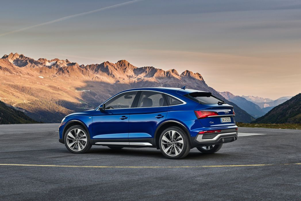 Image 3: Audi Q5 Sportback Special Editions 40 TDI Quattro Edition 1 5dr S Tronic [C+S]