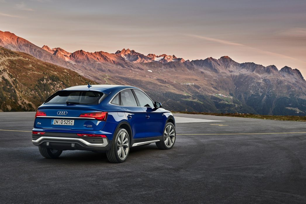 Image 4: Audi Q5 Sportback Special Editions 40 TDI Quattro Edition 1 5dr S Tronic
