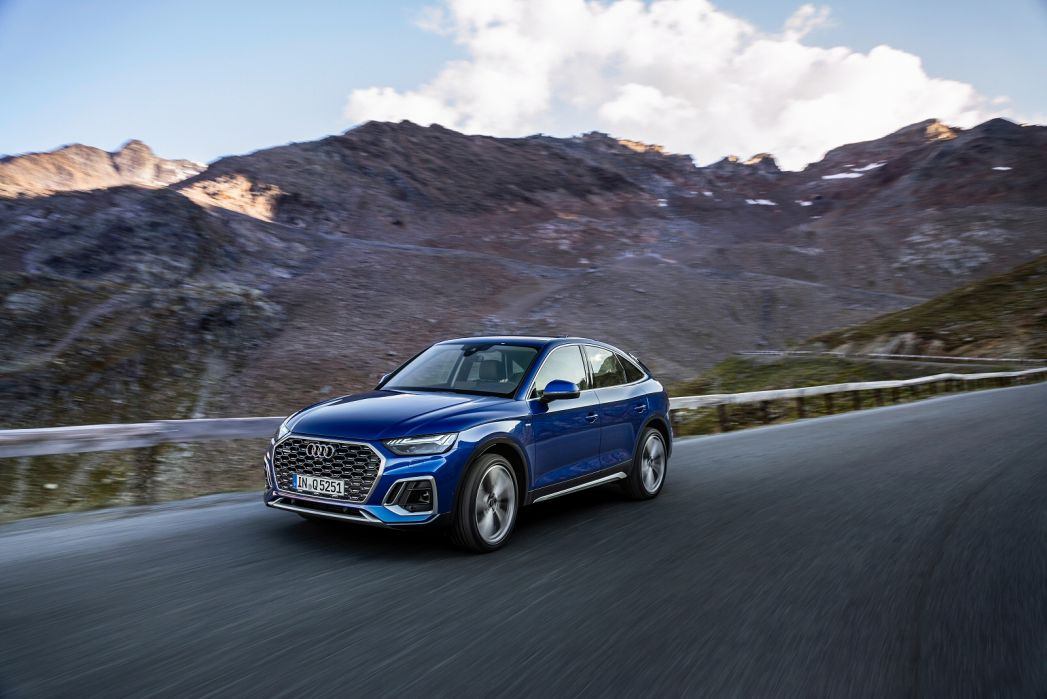 Image 5: Audi Q5 Sportback Special Editions 40 TDI Quattro Edition 1 5dr S Tronic