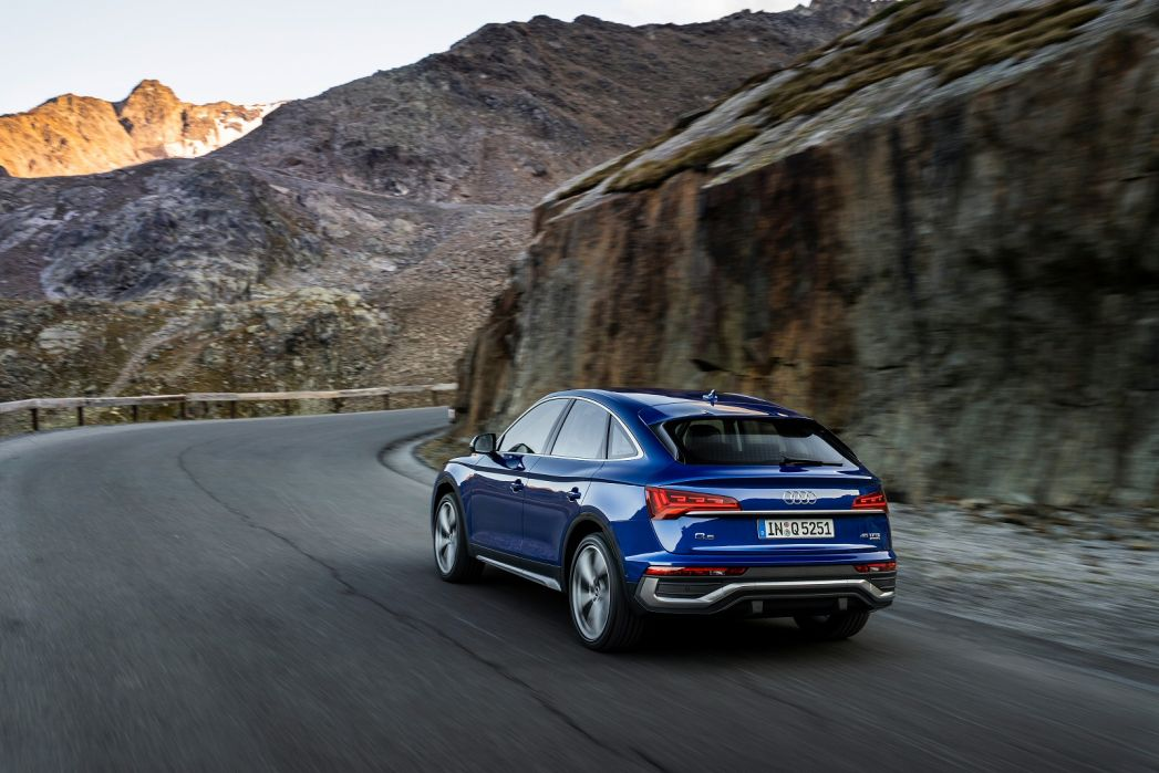 Image 6: Audi Q5 Sportback Special Editions 40 TDI Quattro Edition 1 5dr S Tronic [C+S]