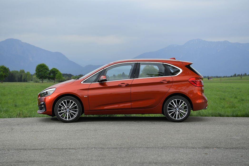 Video Review: BMW 2 Series Active Tourer 220I [178] Luxury 5dr DCT