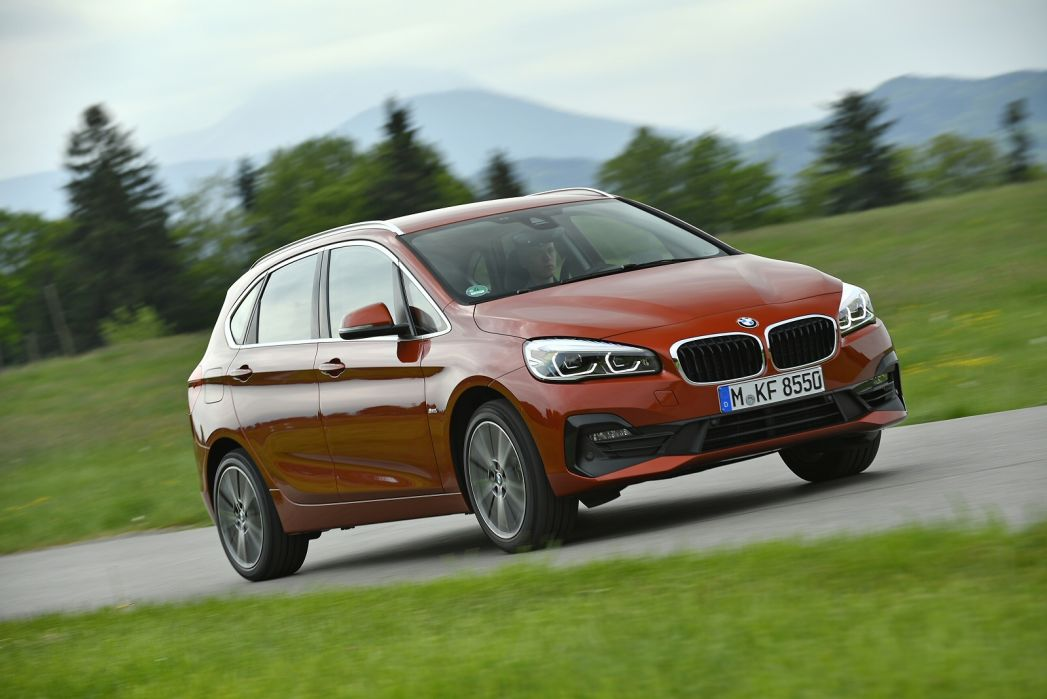 Image 4: BMW 2 Series Active Tourer 218I [136] Luxury 5dr