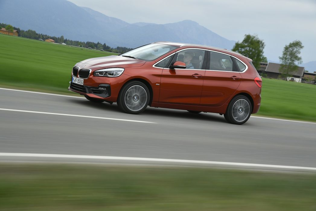 Image 5: BMW 2 Series Active Tourer 218I [136] Luxury 5dr