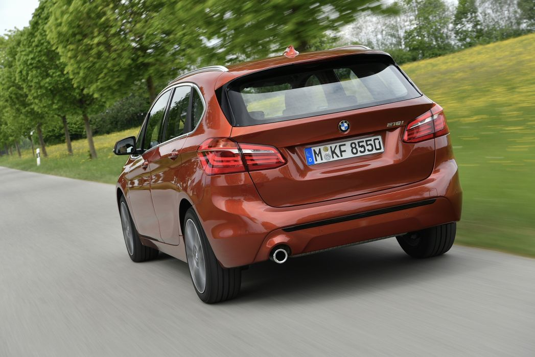 Image 6: BMW 2 Series Active Tourer 218I [136] Luxury 5dr