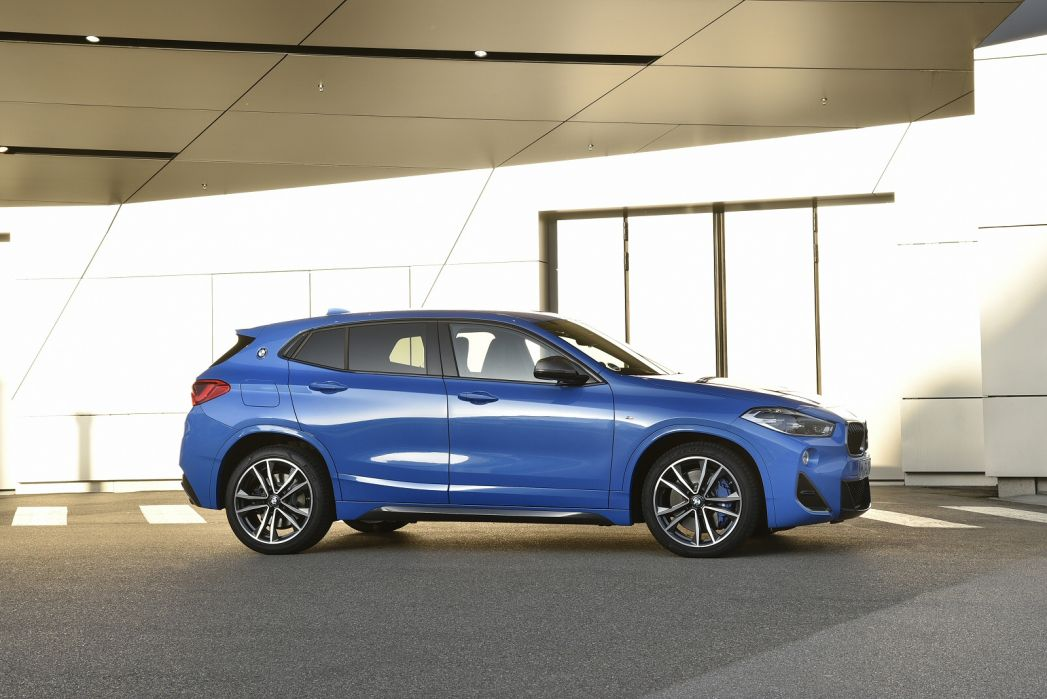 Video Review: BMW X2 Diesel Hatchback Xdrive 20D M Mesh Edition 5dr Step Auto [PRO PK]