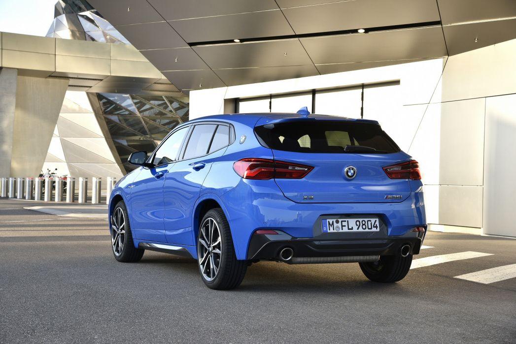 Image 2: BMW X2 Hatchback Sdrive 18I [136] M Mesh Edition 5dr Step Auto