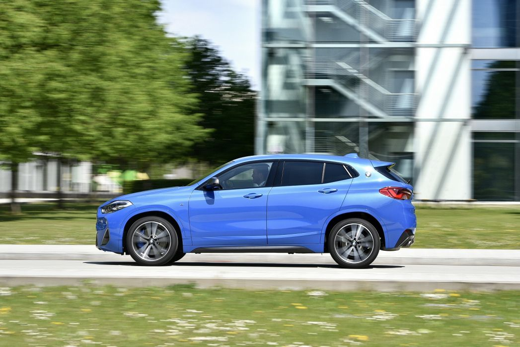 Image 4: BMW X2 Hatchback Xdrive 25E M Sport 5dr Auto [tech Pack II]