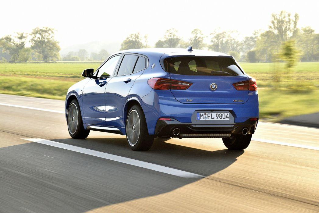 Image 5: BMW X2 Hatchback Xdrive 25E M Sport 5dr Auto [tech Pack II]