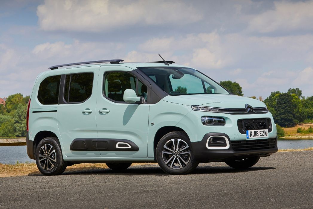 Video Review: Citroen Berlingo Diesel Estate 1.5 Bluehdi 100 Flair M 5dr [6 Speed]