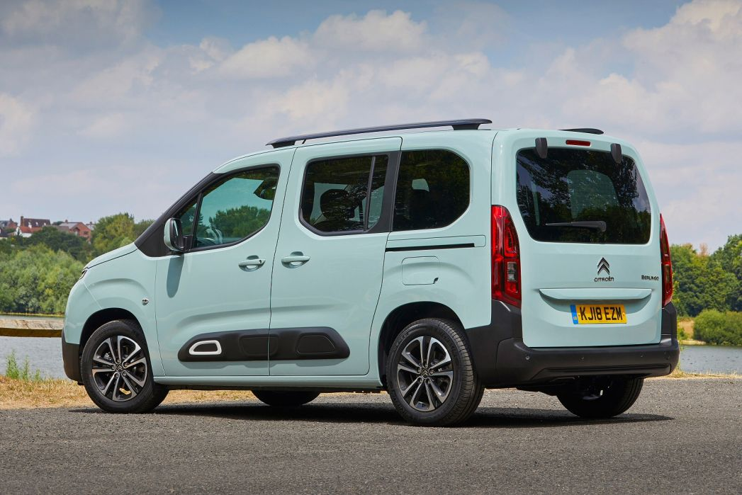 Image 2: Citroen Berlingo Diesel Estate 1.5 Bluehdi 100 Flair XL 5dr [7 Seat] [6 Speed]