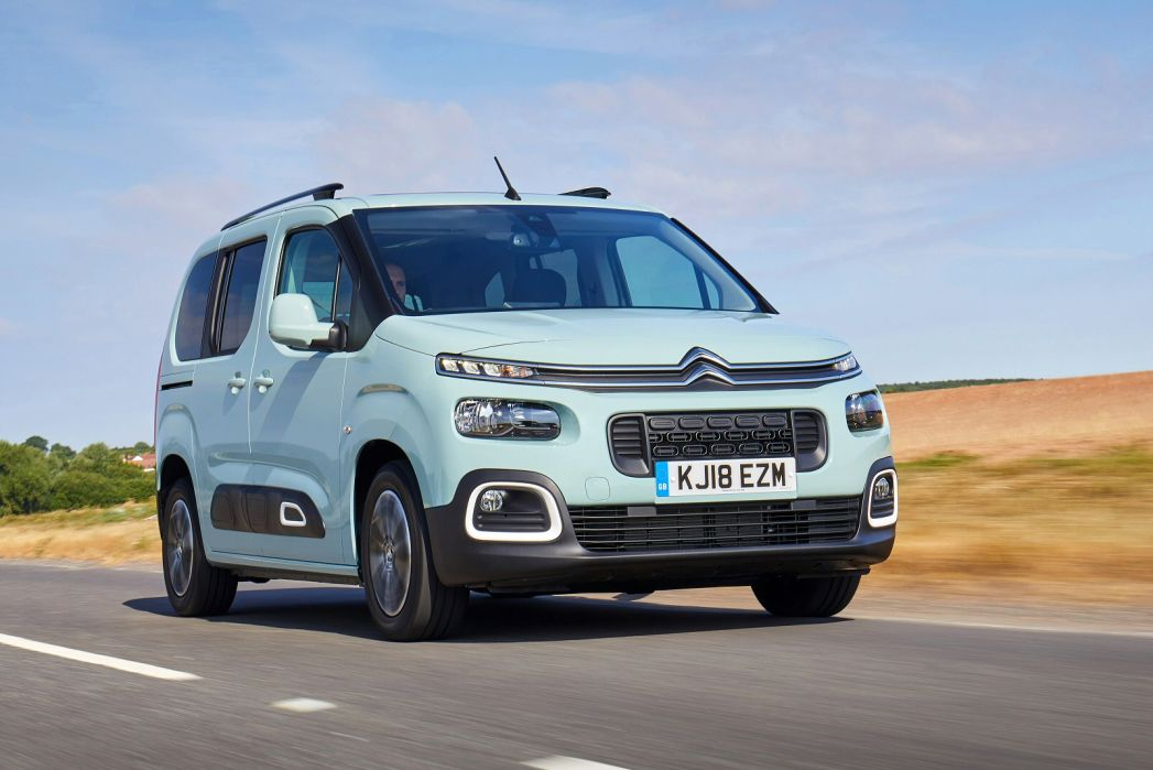 Image 3: Citroen Berlingo Diesel Estate 1.5 Bluehdi 100 Flair M 5dr [6 Speed]
