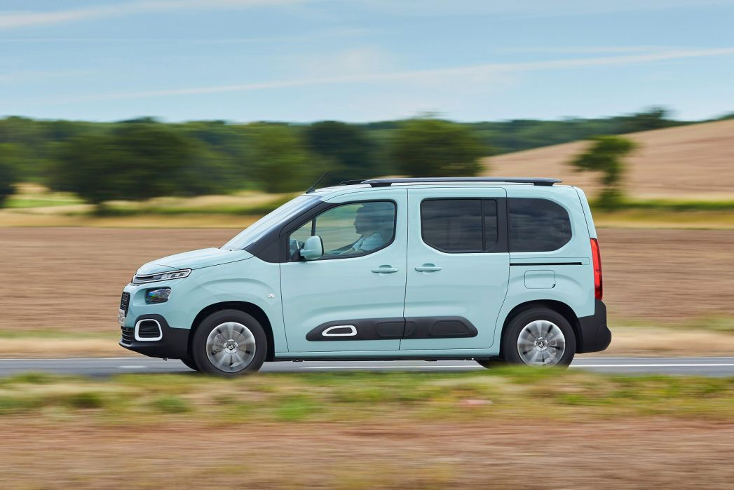 Image 4: Citroen Berlingo Diesel Estate 1.5 Bluehdi 100 Flair M 5dr [6 Speed]