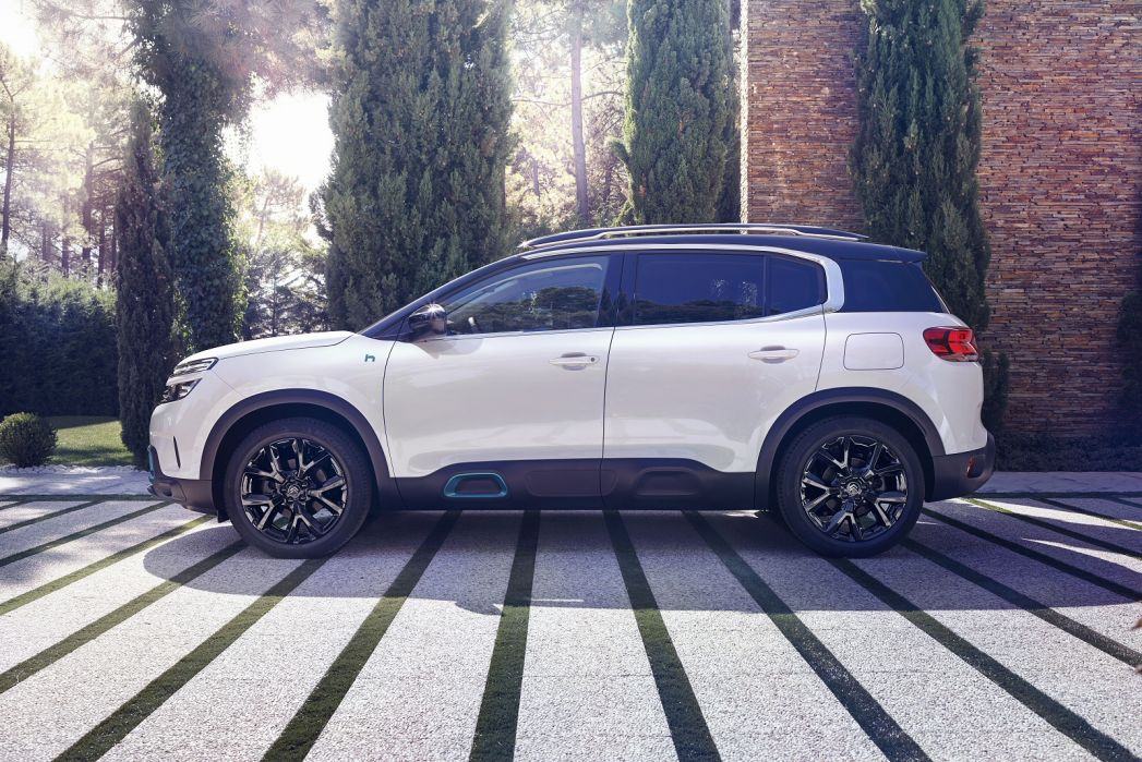 Image 2: Citroen C5 Aircross Hatchback 1.6 Plug-IN Hybrid 225 Shine 5dr E-EAT8