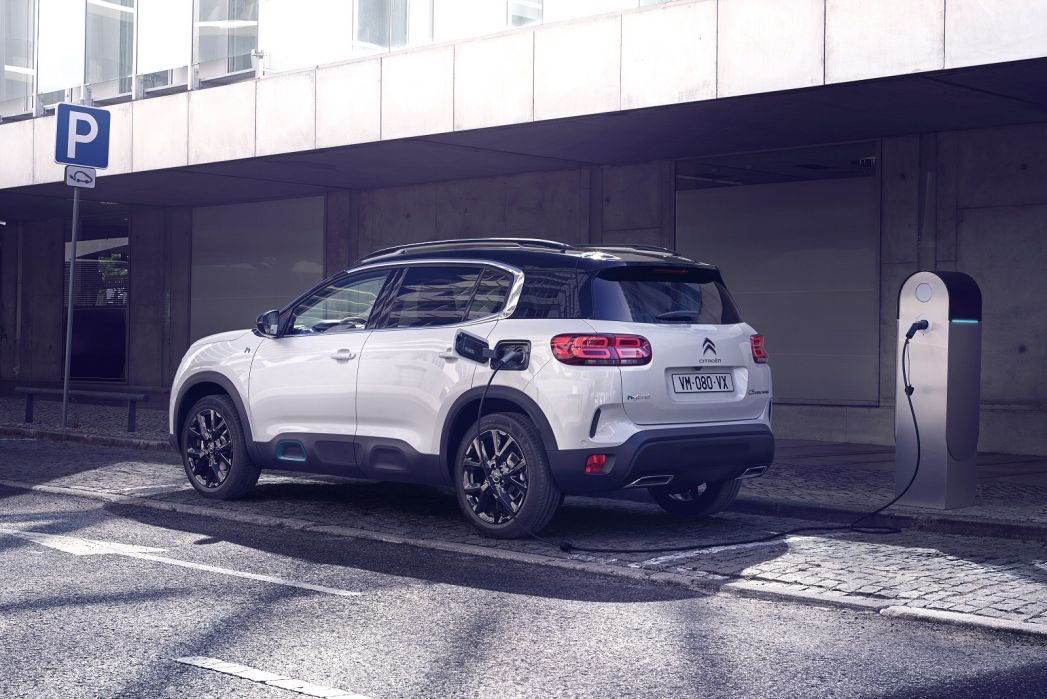 Image 3: Citroen C5 Aircross Hatchback 1.6 Plug-IN Hybrid 225 Shine 5dr E-EAT8