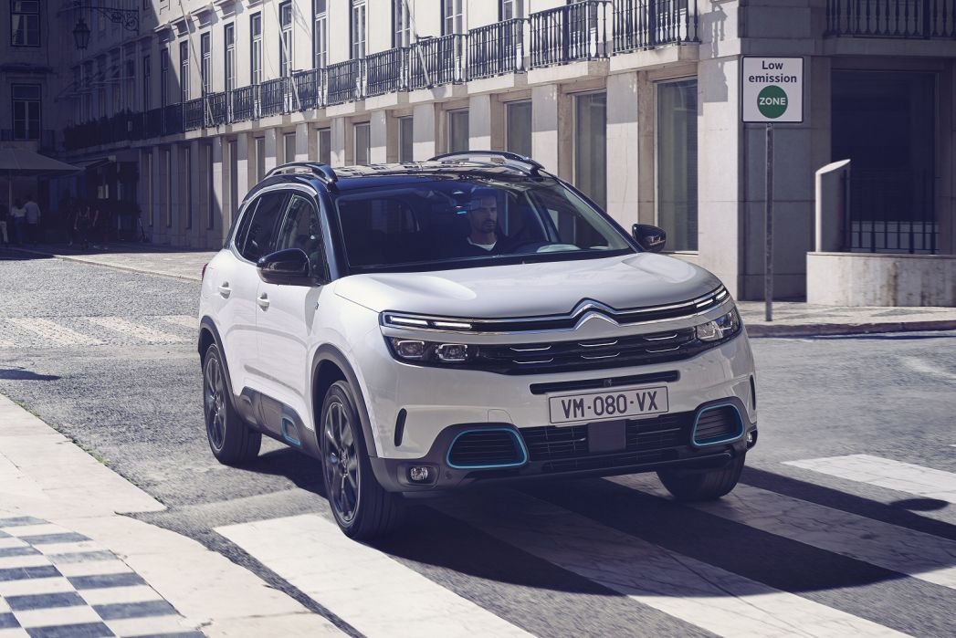 Image 4: Citroen C5 Aircross Hatchback 1.6 Plug-IN Hybrid 225 Shine 5dr E-EAT8