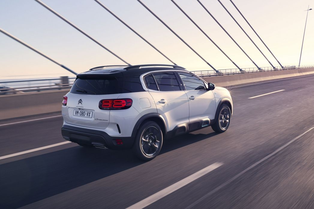 Image 5: Citroen C5 Aircross Hatchback 1.6 Plug-IN Hybrid 225 Shine 5dr E-EAT8