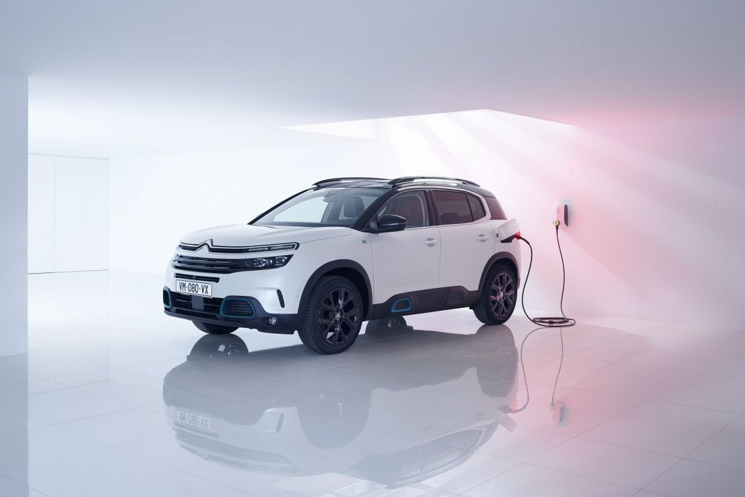 Image 6: Citroen C5 Aircross Hatchback 1.6 Plug-IN Hybrid 225 Shine 5dr E-EAT8