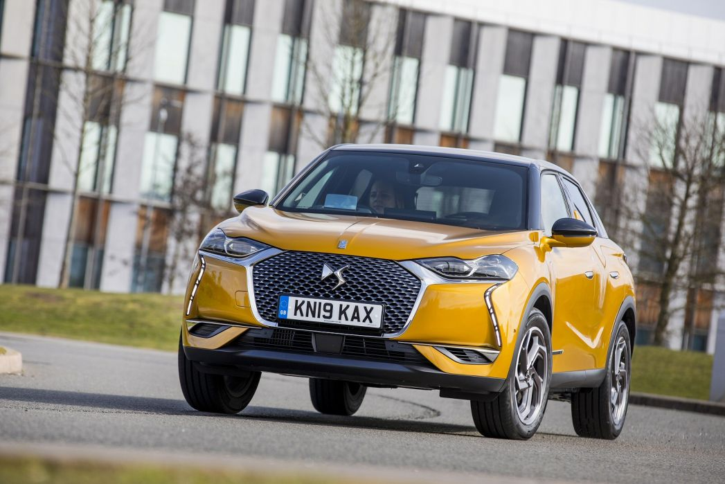 Image 2: DS DS 3 Electric Crossback Hatchback 100KW E-Tense Performance Line + 50KWH 5dr Auto