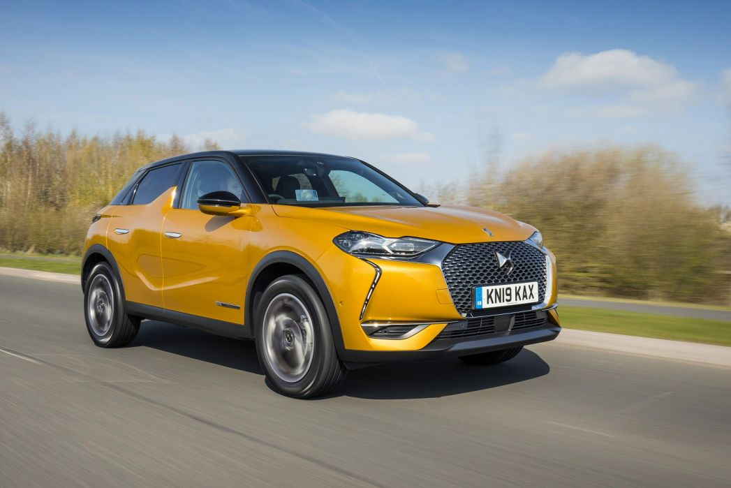 Image 3: DS DS 3 Electric Crossback Hatchback 100KW E-Tense Performance Line + 50KWH 5dr Auto