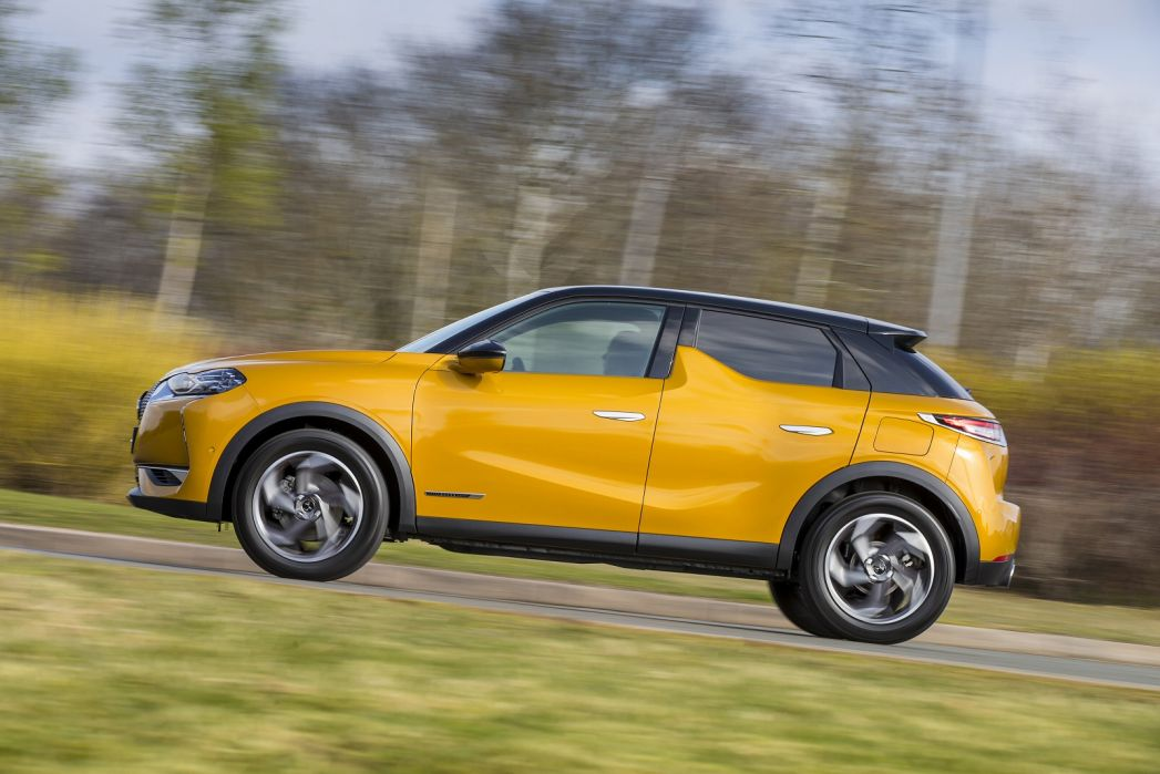 Image 4: DS DS 3 Electric Crossback Hatchback 100KW E-Tense Performance Line + 50KWH 5dr Auto
