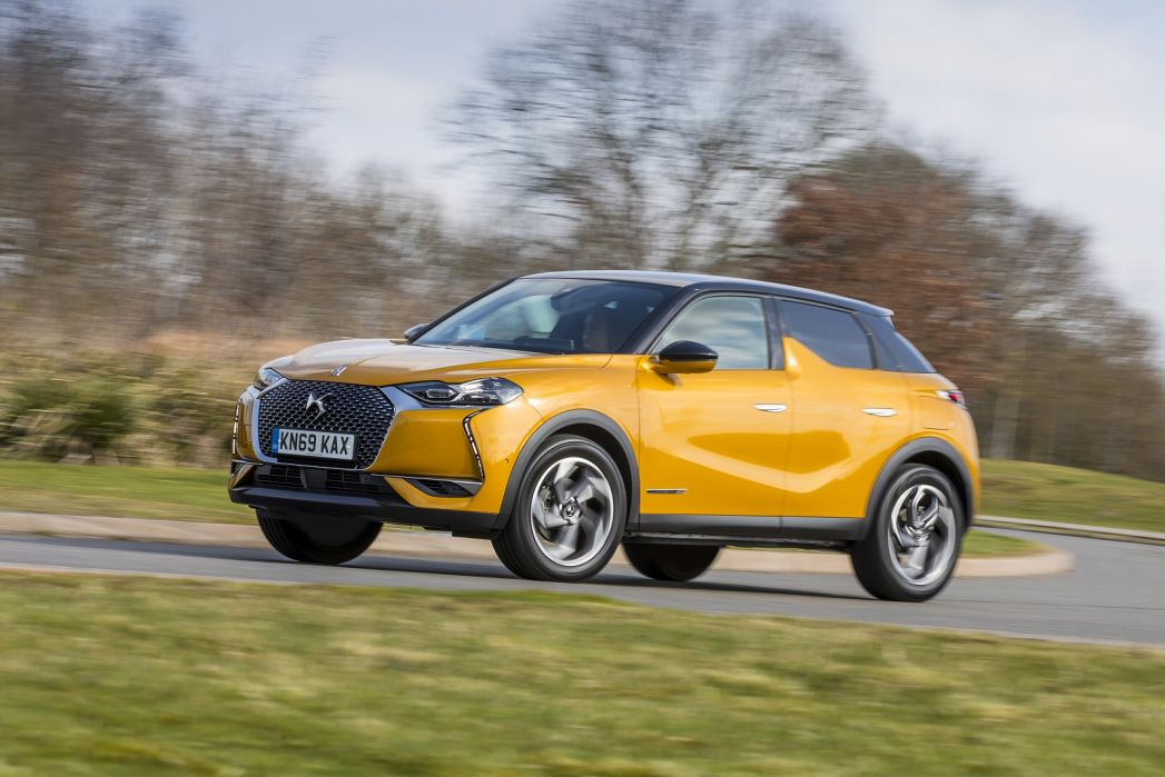 Image 5: DS DS 3 Electric Crossback Hatchback 100KW E-Tense Performance Line + 50KWH 5dr Auto