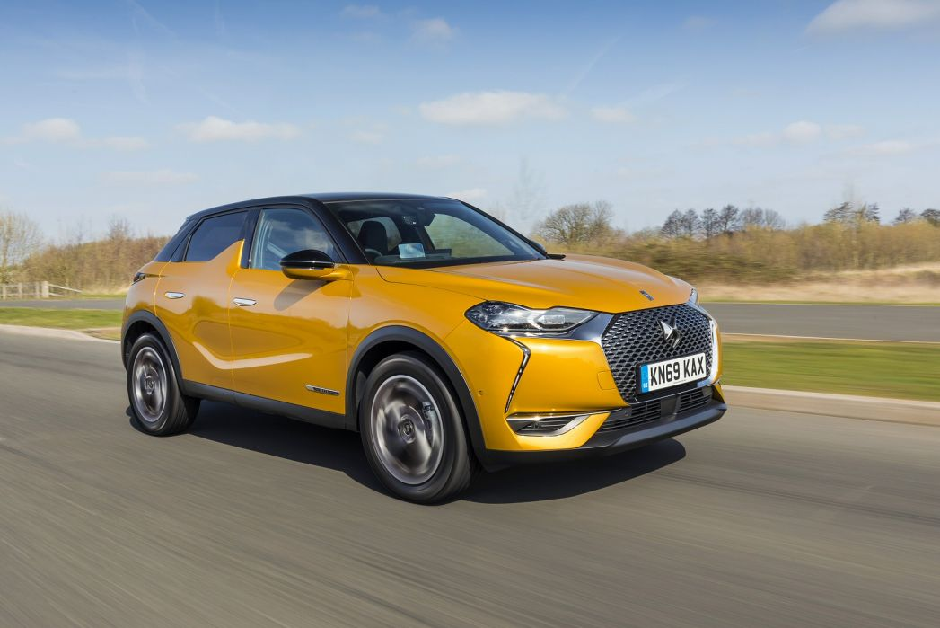 Image 6: DS DS 3 Electric Crossback Hatchback 100KW E-Tense Performance Line + 50KWH 5dr Auto