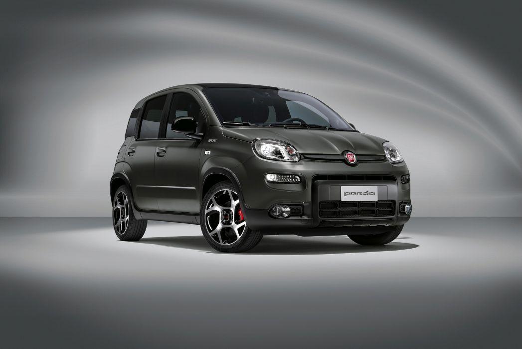 Image 4: Fiat Panda Hatchback 0.9 Twinair [85] Wild 4X4 [touch] [5 Seat] 5dr