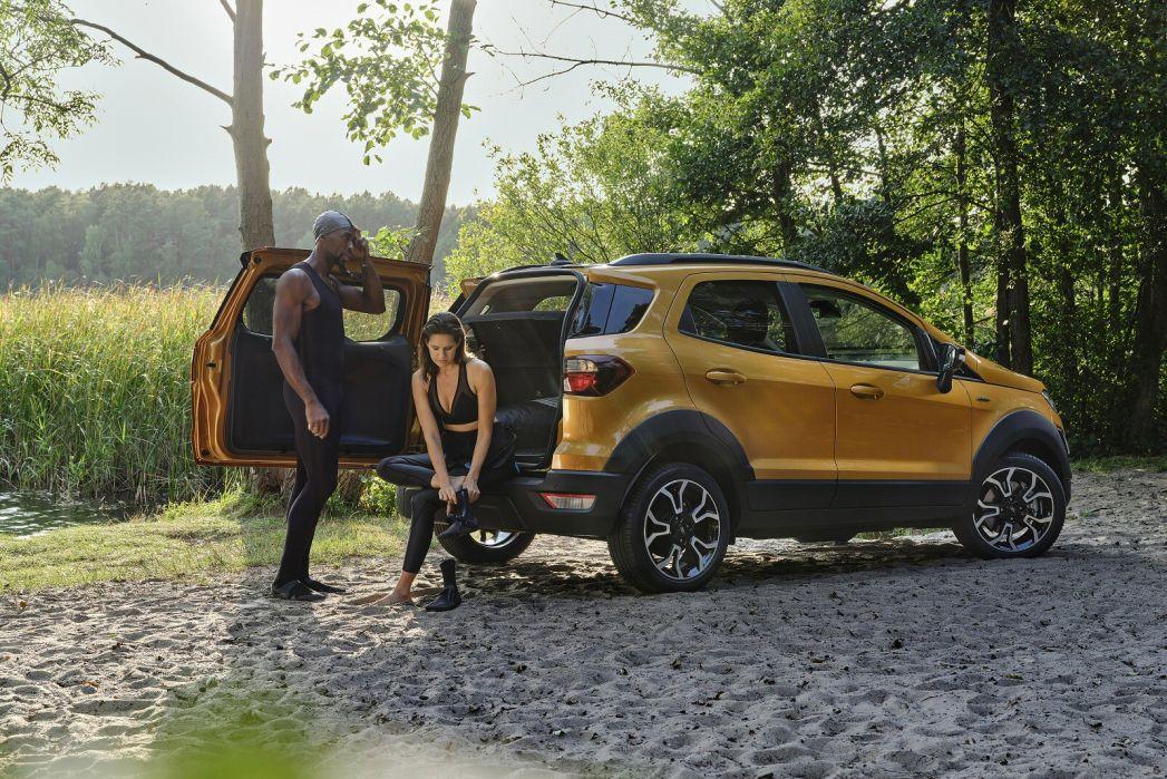 Image 3: Ford Ecosport Hatchback 1.0 Ecoboost 125 Active 5dr