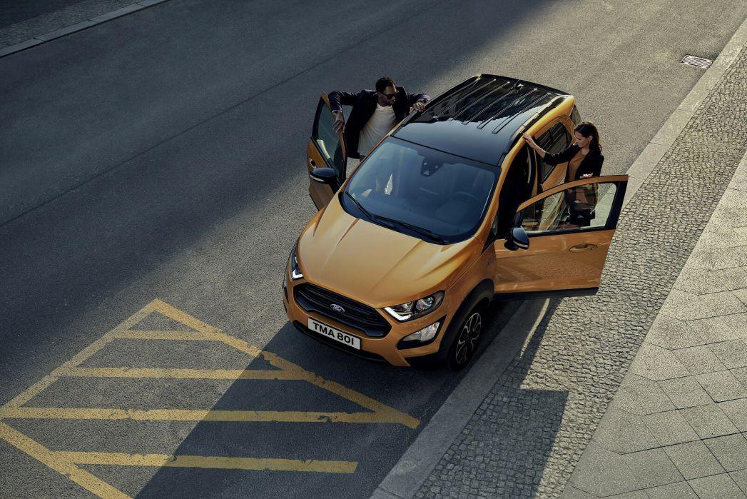 Image 4: Ford Ecosport Hatchback 1.0 Ecoboost 125 Active 5dr