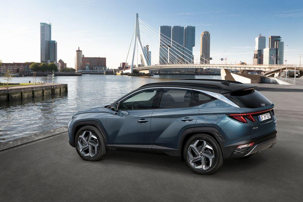 Image 3: Hyundai Tucson Estate 1.6 Tgdi Premium 5dr 2WD