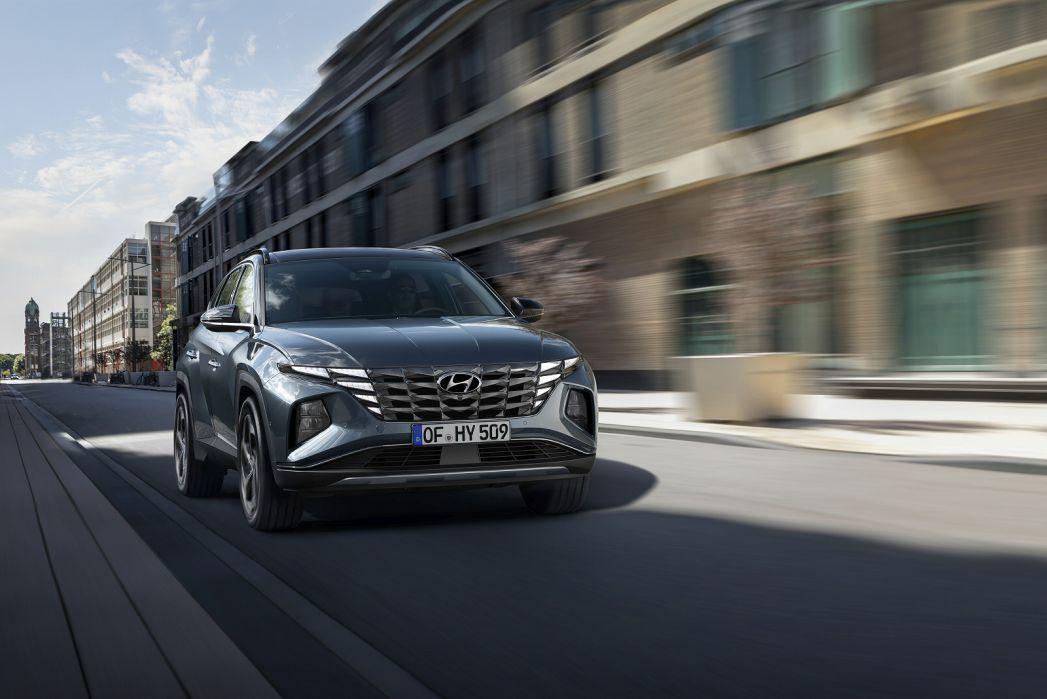Image 5: Hyundai Tucson Estate 1.6 Tgdi Premium 5dr 2WD