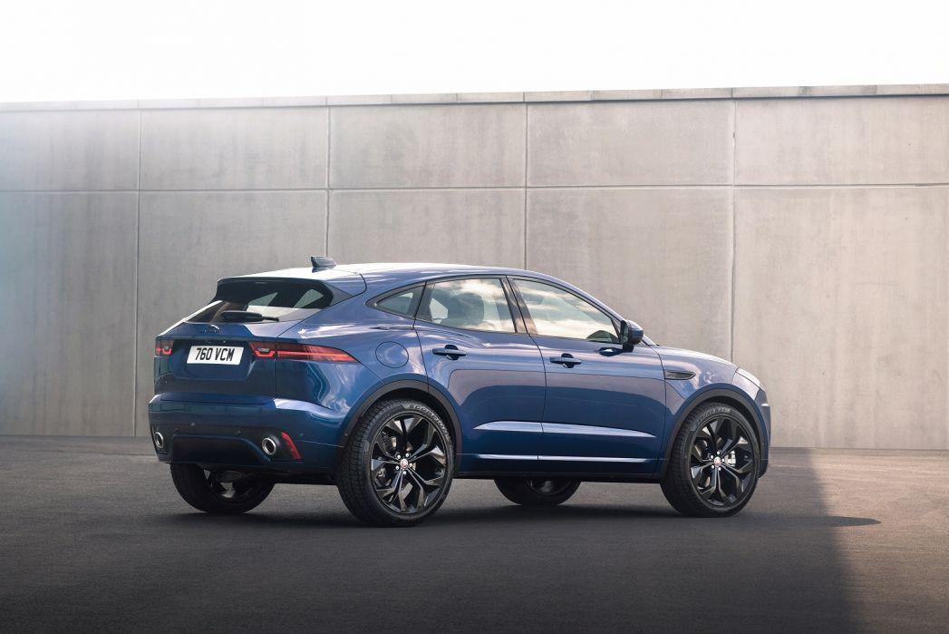 Image 3: Jaguar E-Pace Estate 2.0 P200 R-Dynamic SE 5dr Auto
