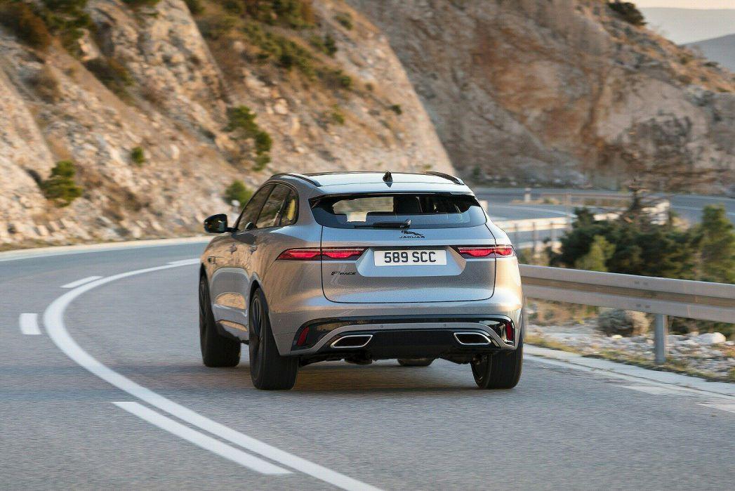 Image 6: Jaguar F-Pace Estate 2.0 P250 R-Dynamic S 5dr Auto AWD