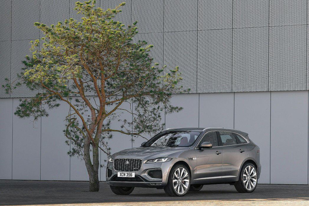 Video Review: Jaguar F-Pace Diesel Estate 2.0 D200 S 5dr Auto AWD
