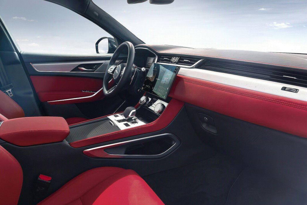 Image 5: Jaguar F-Pace Diesel Estate 2.0 D200 S 5dr Auto AWD