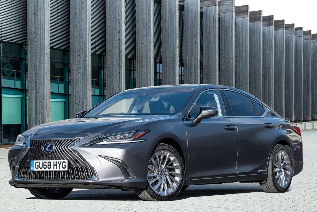 Image 6: Lexus ES Saloon 300H 2.5 4dr CVT [without NAV]