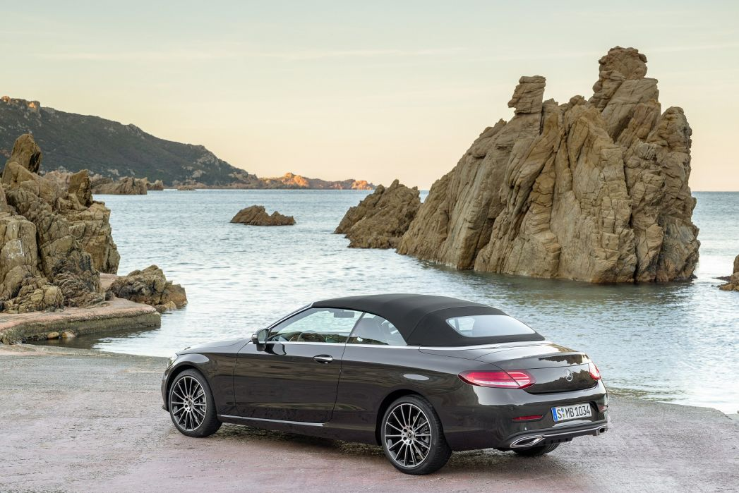 Image 3: Mercedes-Benz C Class Cabriolet C200 AMG Line Edition 2dr 9G-Tronic