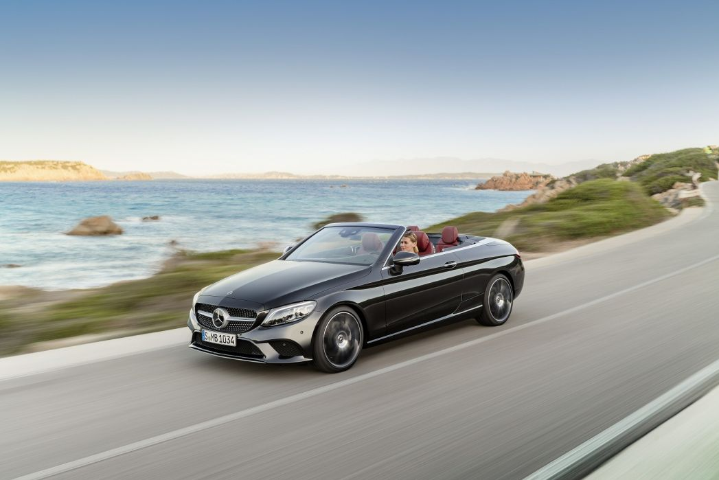 Image 4: Mercedes-Benz C Class Cabriolet C200 AMG Line Edition 2dr 9G-Tronic