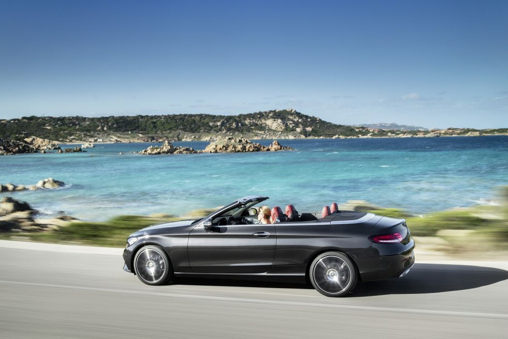 Image 5: Mercedes-Benz C Class Cabriolet C200 AMG Line Edition 2dr 9G-Tronic