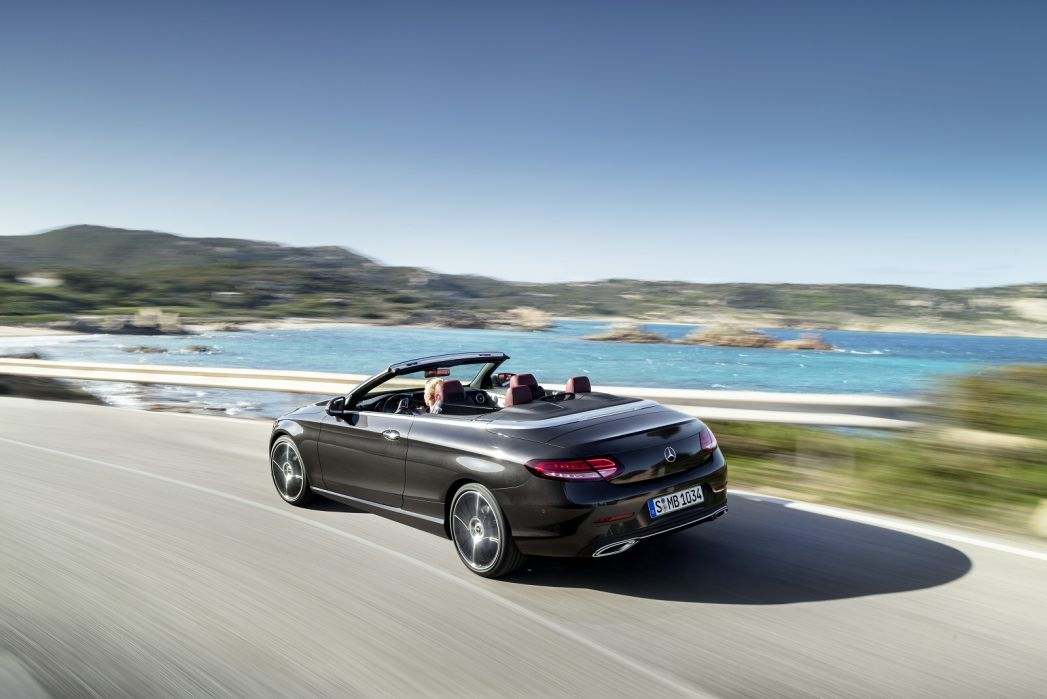 Image 6: Mercedes-Benz C Class Cabriolet C200 AMG Line Edition 2dr 9G-Tronic