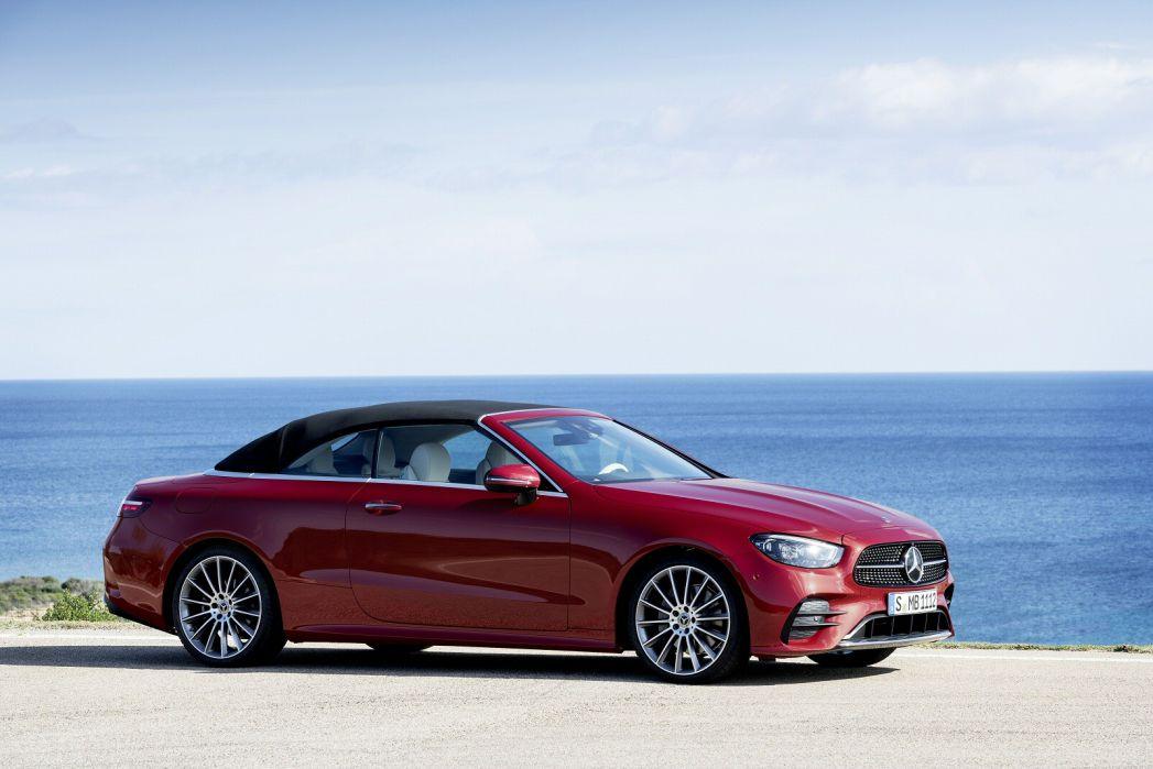 Video Review: Mercedes-Benz E Class Cabriolet E300 AMG Line Premium 2dr 9G-Tronic