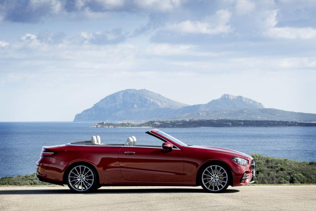 Image 2: Mercedes-Benz E Class Cabriolet E300 AMG Line Premium 2dr 9G-Tronic