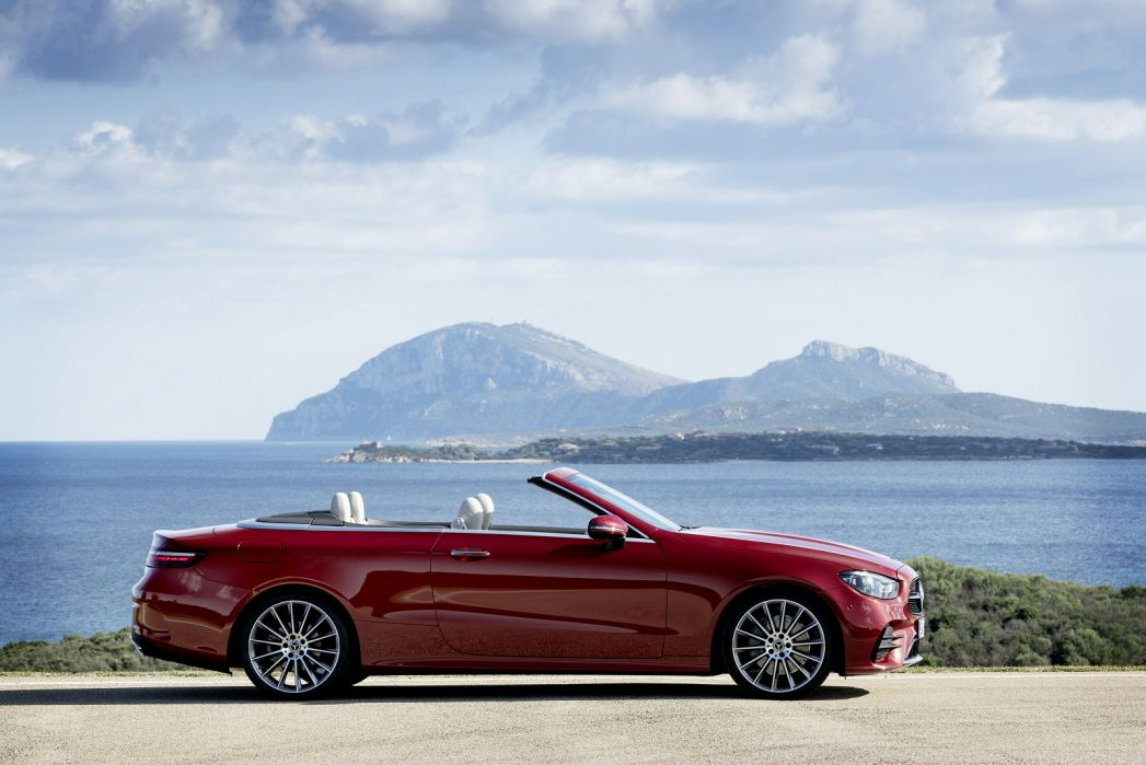 Image 2: Mercedes-Benz E Class Cabriolet E300 AMG Line Night ED Premium Plus 2dr 9G-Tronic