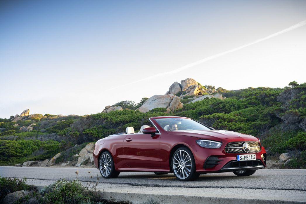 Image 4: Mercedes-Benz E Class Cabriolet E300 AMG Line Night ED Premium Plus 2dr 9G-Tronic
