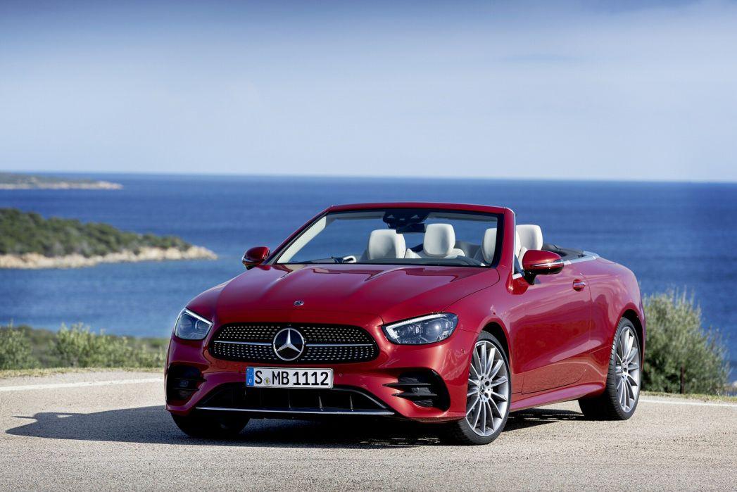 Video Review: Mercedes-Benz E Class AMG Cabriolet E53 4matic+ Night ED Premium Plus 2dr TCT